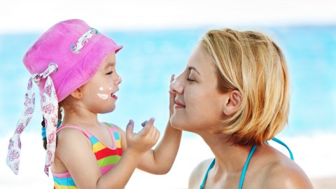 Is it OK to Use the Same Sunscreen for Adults and Children